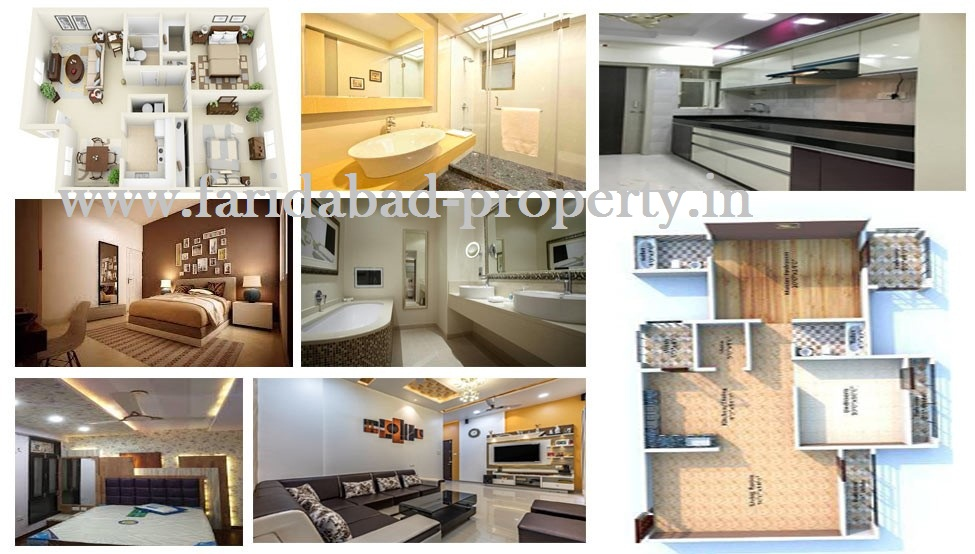 2 BHK Flats in Faridabad For Sale